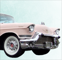 1950s Cadillac Wedding Car